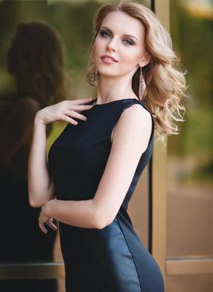 Anastasia, Ukraine