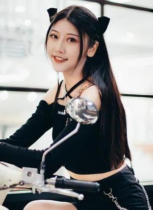 Angel, China